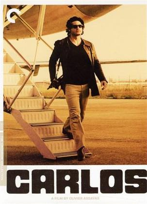 Carlos (2009) (Criterion Collection, 4 DVDs)