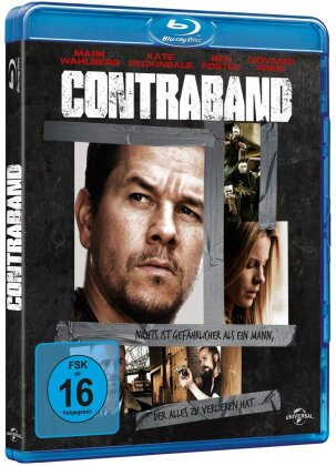 Contraband (2012) (Limited Edition, Steelbook, 2 Blu-rays)