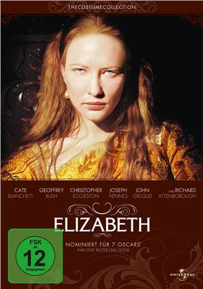 Elizabeth - (Costume Collection) (1998)