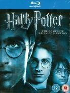 Harry Potter 1 - 7 - Complete Box (8 Blu-rays)