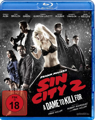 Sin City 2 - A Dame to Kill for (2014)