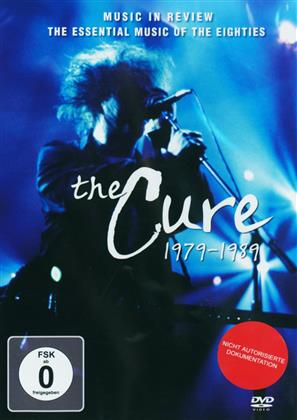 Cure - The Definitive Critical Revue 1979-1989