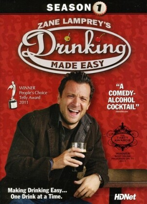 Drinking Made Easy - Season 1 (4 DVDs)
