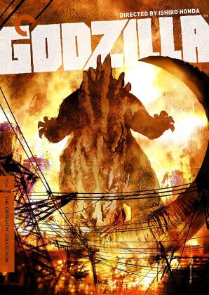 Godzilla (1954) (Criterion Collection, 2 DVDs)