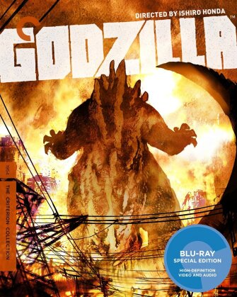 Godzilla (1954) (Criterion Collection, s/w)