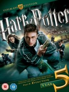Harry Potter and the Order of the Phoenix (2007) (Ultimate Edition, Blu-ray + DVD)
