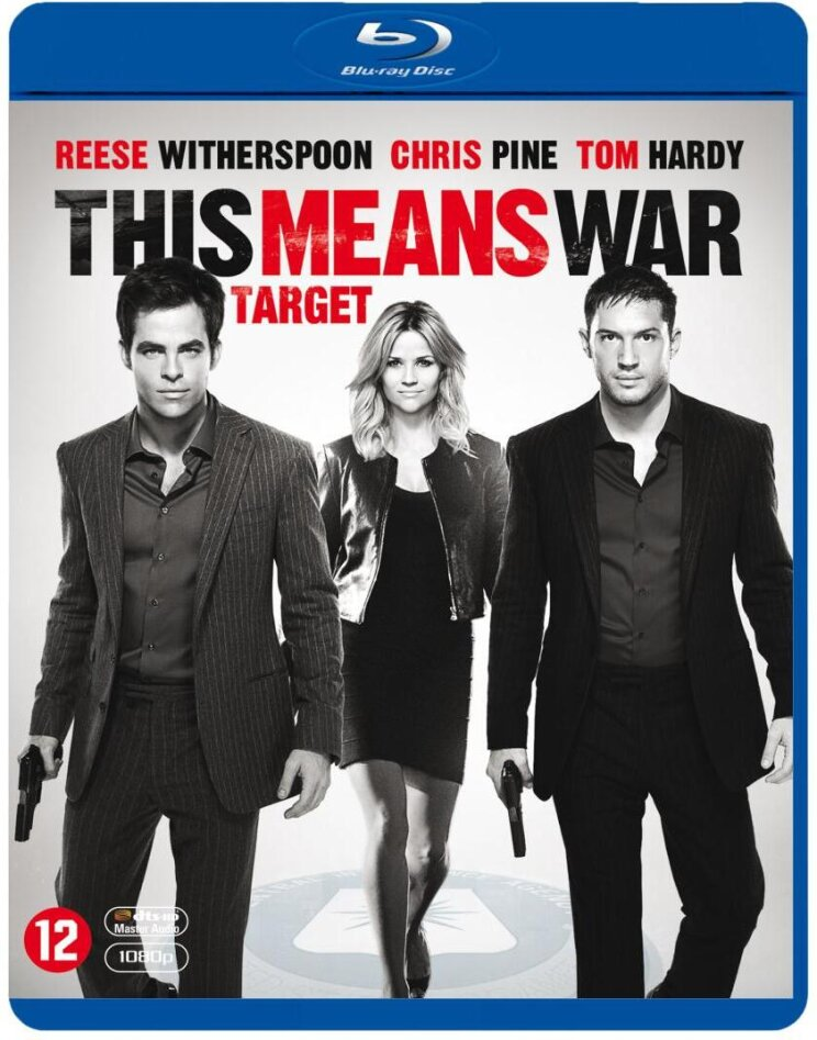 This Means War - Target (2011) (Blu-ray + DVD)