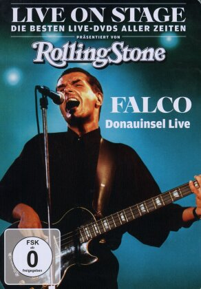 Falco - Donauinsel Live - Live on Stage (Steelbook)