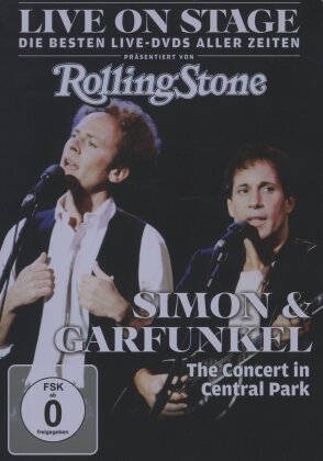 Simon & Garfunkel - The Concert in Central Park - Live on Stage (Steelbook)