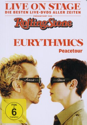 Eurythmics - Peacetour - Live on Stage (Steelbook)