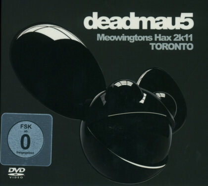 Deadmau5 - Meowingtons Hax - Live from Toronto