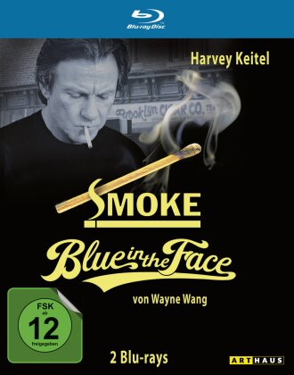 Smoke / Blue in the Face (Arthaus, 2 Blu-rays)
