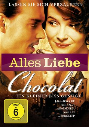 Chocolat (2000) (Alles Liebe Edition)
