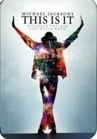 Michael Jackson - This is it (Special Edition, Steelbook, 2 DVDs)