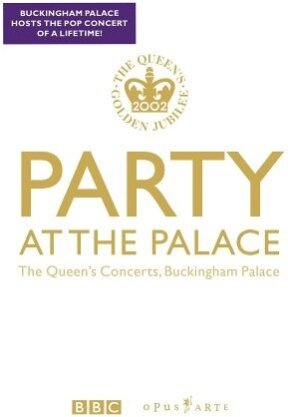 Various Artists - The Queen's Golden Jubilee (BBC, Opus Arte)