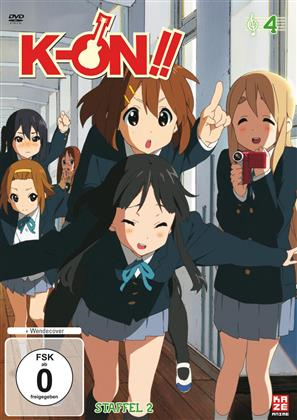 K-On! - 2. Staffel - Vol. 4