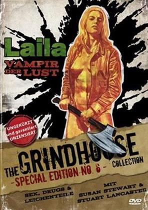 Laila - Vampir der Lust (1968) (The Grindhouse Collection, Unzensiert, Limited Edition, Special Edition, Uncut)