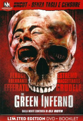 The Green Inferno (2013) (Limited Edition, Uncut)