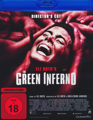 The Green Inferno (2013) (Director's Cut)