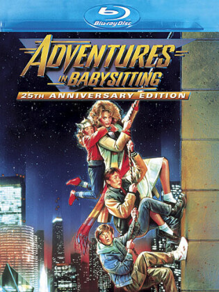 Adventures in Babysitting (1987) (25th Anniversary Edition)