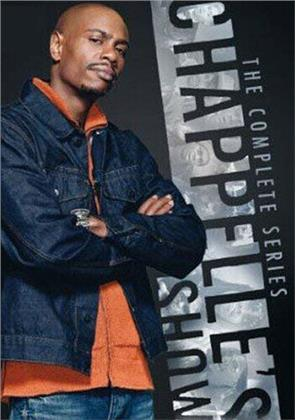 Chappelle's Show - The Complete Series (Gift Set, Repackaged, 6 DVDs)