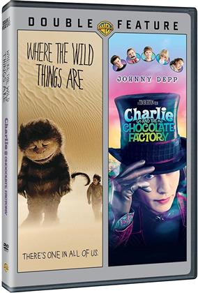 Where the Wild Things are / Charlie and the Chocolate Factory (Double Feature, 2 DVDs)