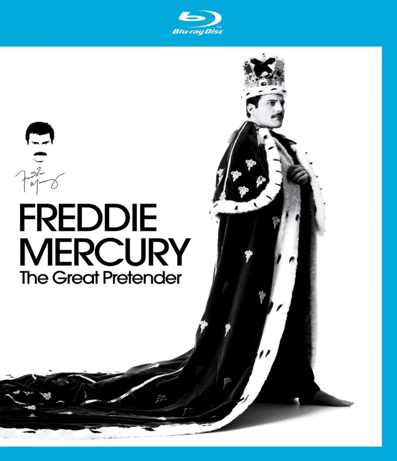 Mercury Freddie - The Great Pretender