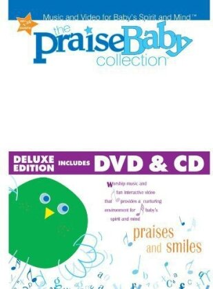 Various Artists - Praise Baby Collection - Praises & Smiles (Deluxe Edition, DVD + CD)