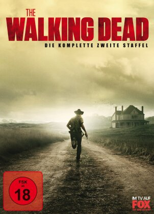 The Walking Dead - Staffel 2 (4 DVDs)