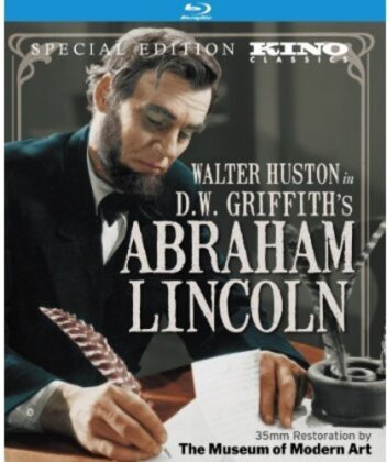 Abraham Lincoln - D.W. Griffith's Abraham Lincoln (1930) (s/w, Remastered)