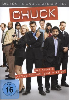 Chuck - Staffel 5 - Final Season (3 DVDs)