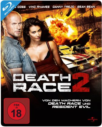 Death Race 2 (2010) (Steelbook)