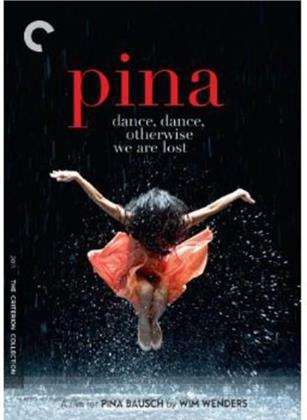 Pina (2011) (Criterion Collection, 2 DVDs)