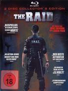 The Raid - Redemption (2011) (Collector's Edition, Steelbook, 2 Blu-rays)