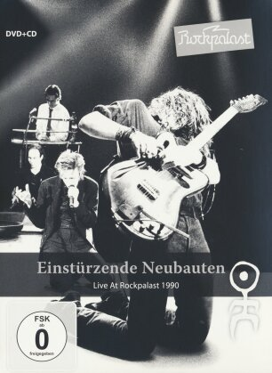 Einstürzende Neubauten - Live at Rockpalast - 1990 (DVD + CD)