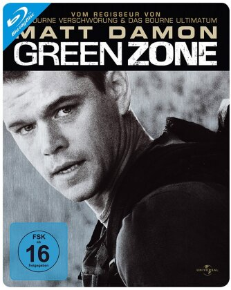 Green Zone (2010) (Limited Edition, Steelbook)