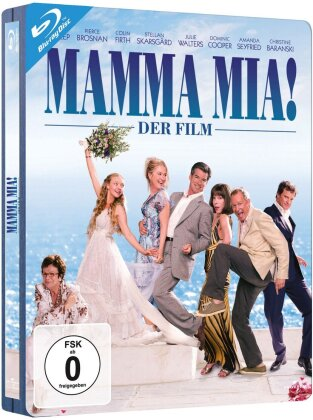 Mamma mia! (2008) (Limited Edition, Steelbook)