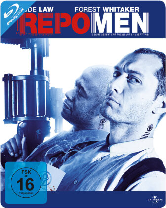 Repo Men (2010) (Limited Edition, Steelbook)