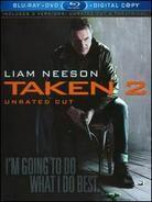 Taken 2 (2012) (Unrated, Blu-ray + DVD)