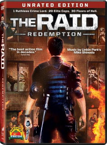 The Raid - Redemption (2011) (Unrated)