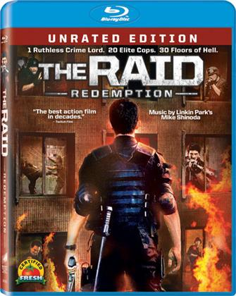 The Raid (2011) (Unrated)