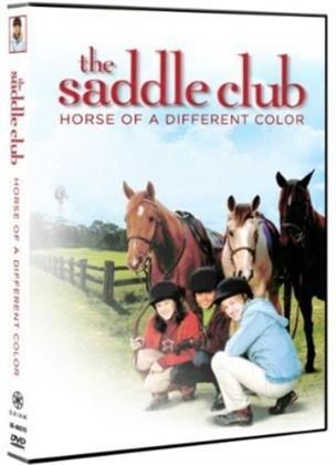 The Saddle Club - Horse of a Different Color