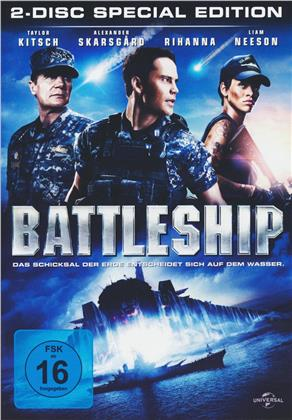 Battleship (2012) (Special Edition, 2 DVDs)