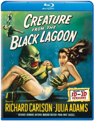 Creature from the Black Lagoon (1954) (s/w)