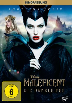 Maleficent - Die dunkle Fee (2014) (Kinoversion)