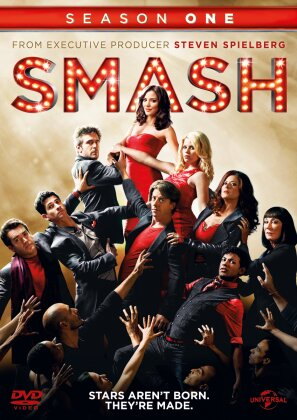 Smash - Stagione 1 (4 DVDs)