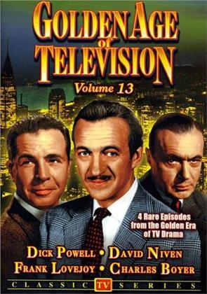 Golden Age of Television - Vol. 13 (s/w)