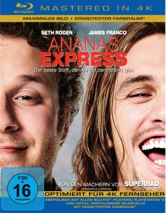 Ananas Express (2008) (Mastered in 4K)