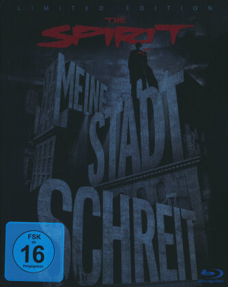 The Spirit (2008) (Limited Edition, Steelbook)