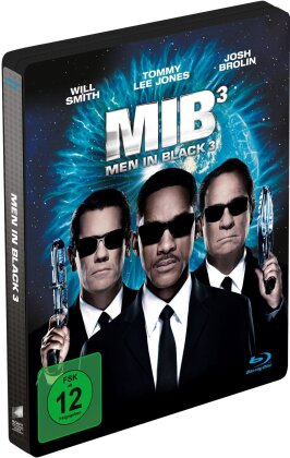 Men in Black 3 (2012) (Steelbook)
